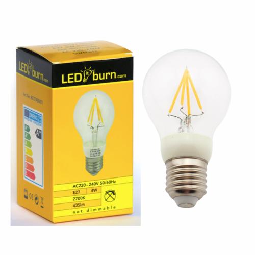 led e27 birne als led fadenlampe bei leditburn bestellen. Black Bedroom Furniture Sets. Home Design Ideas